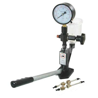 Diesel Injector Nozzle Tester & 2 pipes