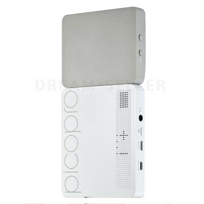 Celluon Picopro Ultra Portable Laser HD Projector with Miracast / HDMI - White