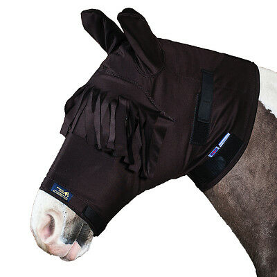 Snuggy Hoods Sweet Itch Anti-Itch Horse Head/ Fly Mask-3 Colours