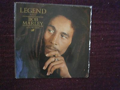 Bob Marley & The Wailers--''legend--The Best Of ''--Uk Issue Island--1984