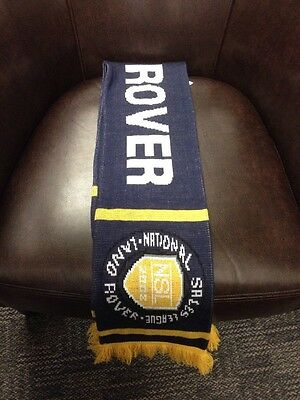 Land Rover Scarf. Made In England.
