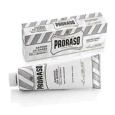 Proraso Shaving Cream, Sensitive Skin, 5.2 oz (150 ml)