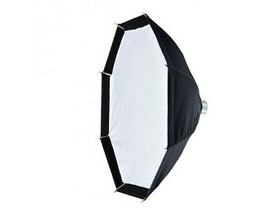 Interfit Strobies Pro Flash Octobox Softbox with Grid & Beauty Dish - STR206