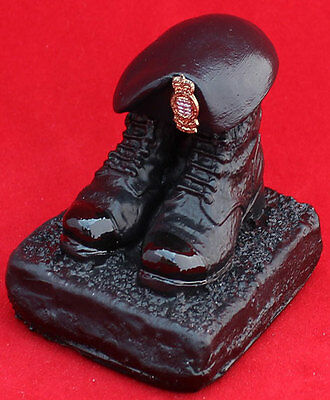 Royal Army Ordnance Corps  boots and beret