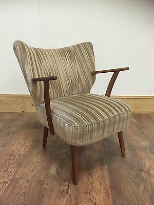 Danish Easy Chair Scandinavian Mid Century Retro Stunning!!