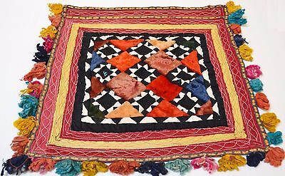 Old Hand Made Embroidered Patch Quilt Antique Suzani Vintage Embroidery 221