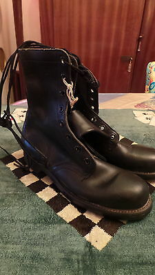 Bottes Para Indochine Neuve Deadstock T 41 Made In Usa