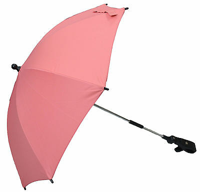 Parasol Compatible with Quinny Buzz Zapp Moodd Speedi Light Pink