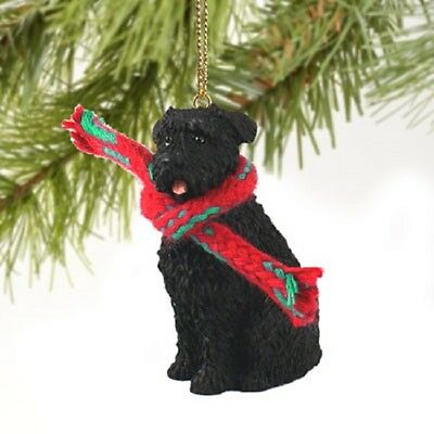 Bouvier des Flandres Dog Original Ornament