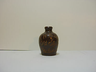 1898 R H Parker Old Style Nelson Co Miniature Whiskey Jug