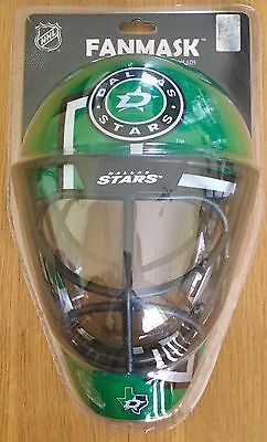 Dallas Stars NHL Netminder Goalie Helmet Mask