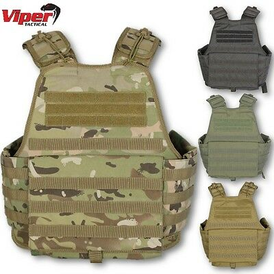 Viper Elite Platform Molle Webbing Armour Army Military Airsoft Vest Tactical