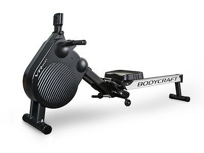 BodyCraft VR200 Rowing Machine w/Air/Magnetic Resistance