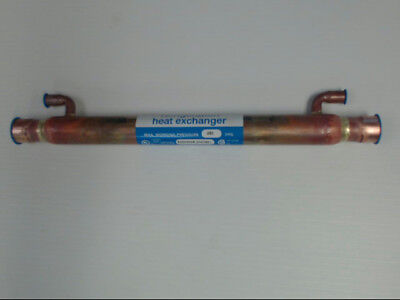 Heatcraft Refrigeration Heat Exchanger 24200005 H0150 Max PSI 450 *Free Shipping