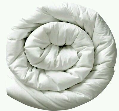 Single Anti-Allergy 10.5 Tog Soft Touch Duvet Suitable For All Year Round.