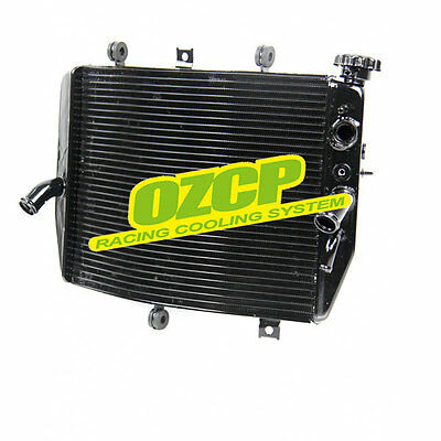 FULL Aluminum Radiator BEST FOR SUZUKI GSXR600 GSXR 600 2004 2005