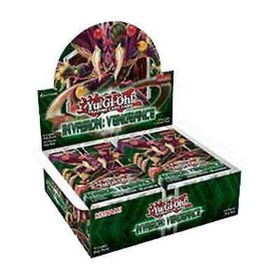 Yu-Gi-Oh! 14492 Invasion Vengeance Booster Display Box Pack of 24