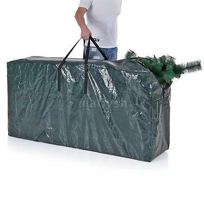 Storage Extra-Large Bag 9-Foot Disassembled Artificial Christmas Tree Decor V9E3