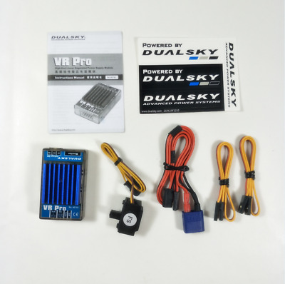 DUALSKY VR Pro High current linear regulators For 50CC RC Airplane Model