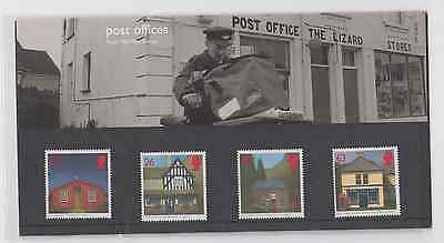 Great Britain 1997 Sub-Post Offices Stamp Set