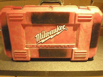 Milwaukee 1/2 in. Heavy Right-Angle Drill Case 3107-6 - CASE ONLY