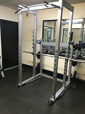 Leisurelines Power Rack/cage Commercial Gym Equipment