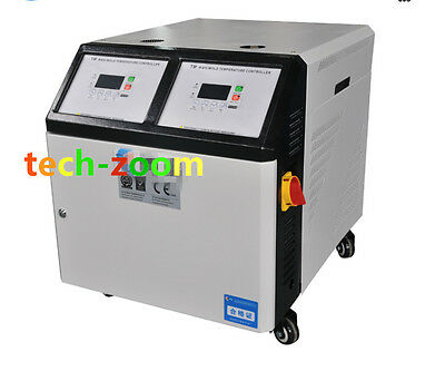6kw oil type two-in-one mold temperature controller machine plastic / chemical T
