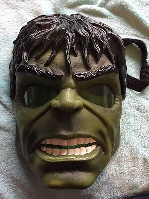 Incredible Hulk Hasbro 2008 Mask Light Up