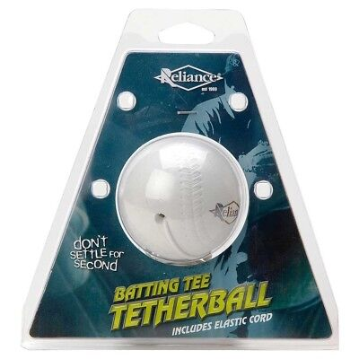 NEW Reliance Batting Tee Tether Ball from Rebel Sport