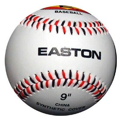 "NEW Easton 9"" Soft Training Baseball Ball   from Rebel Sport"