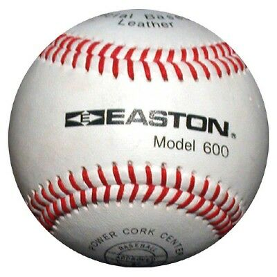 "NEW Easton 9"" 600 Series Baseball Ball   from Rebel Sport"