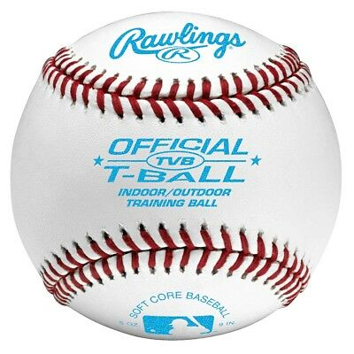 NEW Rawlings Softcore Tee Ball from Rebel Sport