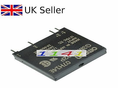 1pcs G3MB-202P DC-AC PCB SSR In 12VDC Out 240V AC 2A Solid State Relay UK