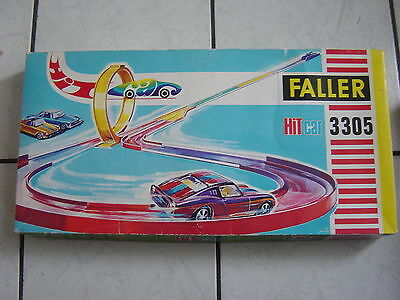 Faller Hit Car   - Packung - Nr. 3305 (Auto Bahn Packung)