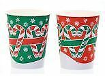 Candy Cane Hot Cup, with Lid, 10-12oz, Pack of 10