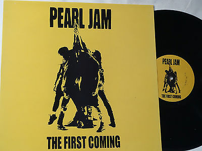 PEARL JAM - Lp Vinyl The First Coming - NEW & NOT SEALED.
