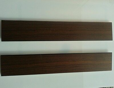 Bang and Olufsen Beocentre 3600 Rosewood replacement side panels -extremely rare