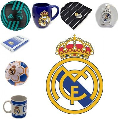 Real Madrid Fc - Official Club Merchandise - Souvenirs Football Present Gift