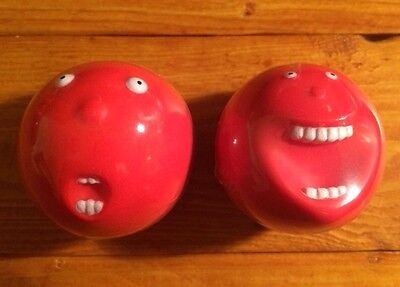 2 x Comic Relief Red Nose Day Noses