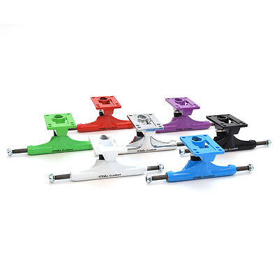 """3Style® Skateboards - Parts - 2 x Tailor Made Trucks (Pair)  5"""" Wide"""