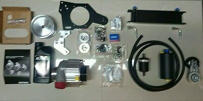 Rotrex supercharger kit fits Golf mk4 R32 and 2.8 4motion v6 , brand new unused