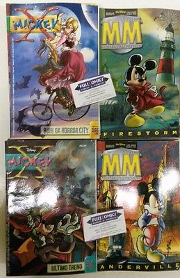 MICKEY MOUSE MYSTERY MAGAZINE MM - Lotto numeri singoli