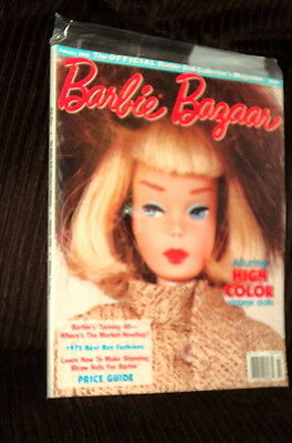 February 1999 Barbie Bazaar!   Barbie Turning 40 Articles ~~