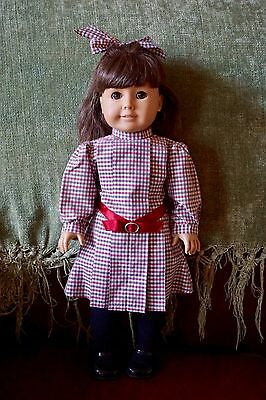 """Samantha Parkington Pleasant Company 18"""" Original Doll in Outfit. American Girl"""