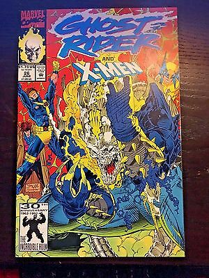 Ghost Rider (1990 2nd Series) #26 8.5 VF+ Very Fine+ Marvel Comics High Grade