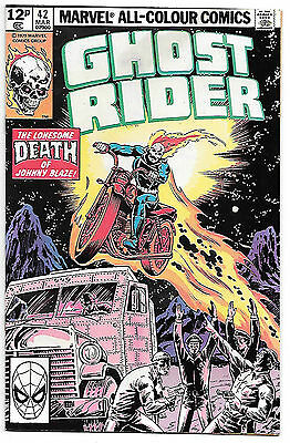 Ghost Rider #41 (Marvel 1979; vf 8.0)