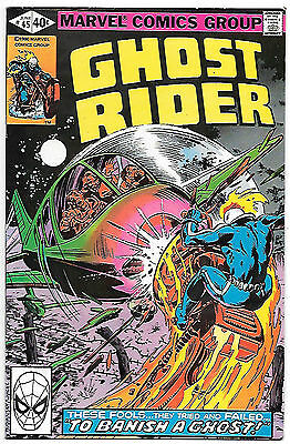 Ghost Rider #45 (Marvel 1980; vf 8.0)