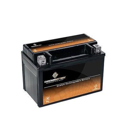 Chrome Battery YTX9-BS | Libre de mantenimiento | 12V 8ah