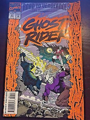 Ghost Rider (1990 2nd Series) #41 8.0 VF Very Fine Marvel Comics