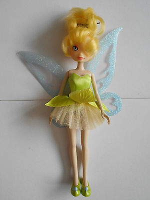 TINKER BELL beautiful character fashion doll DISNEY FAIRIES Tinkerbell Peter Pan